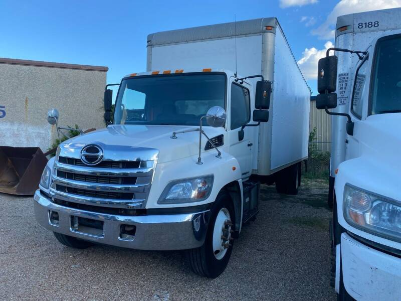 2015 Hino 338 for sale at Dallas Auto Drive in Dallas TX