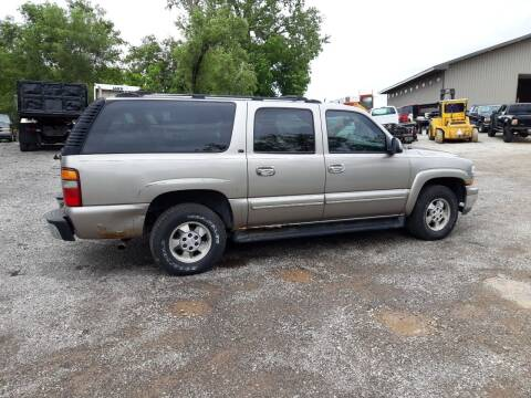 2001 Chevrolet Suburban for sale at Rustys Auto Sales - Rusty's Auto Sales in Platte City MO