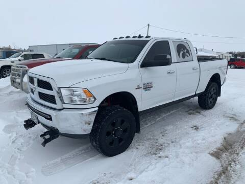 2017 RAM Ram Pickup 2500 for sale at Northland Auto in Humboldt IA