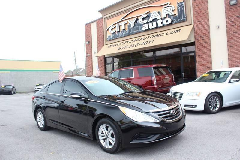 2014 Hyundai Sonata for sale at CITY CAR AUTO INC in Nashville TN