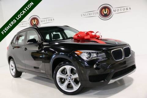 2014 BMW X1 for sale at Unlimited Motors in Fishers IN