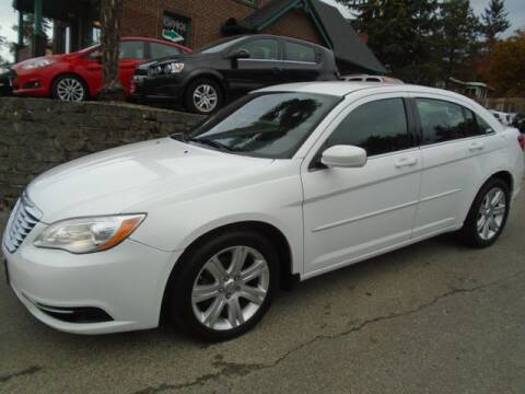 2013 Chrysler 200 for sale at Carsmart in Seattle WA