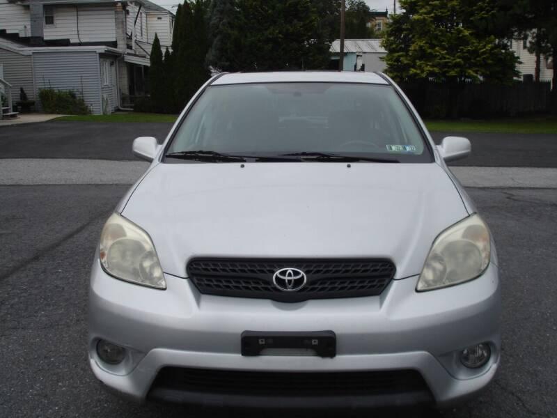 2006 Toyota Matrix for sale at Pete's Bridge Street Motors in New Cumberland PA
