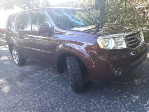 2015 Honda Pilot for sale at Royal Auto Mart in Tampa FL