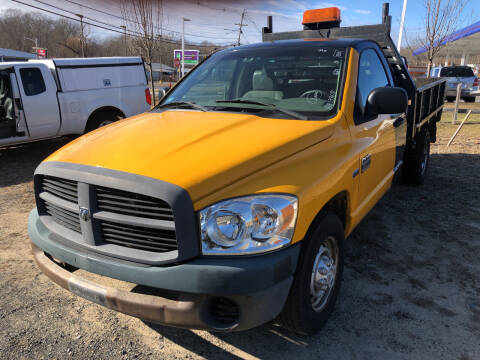 2008 Dodge Ram Pickup 2500 for sale at AUTO OUTLET in Taunton MA