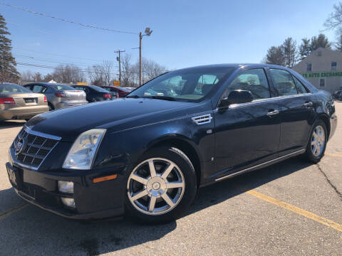 2008 Cadillac STS for sale at J's Auto Exchange in Derry NH