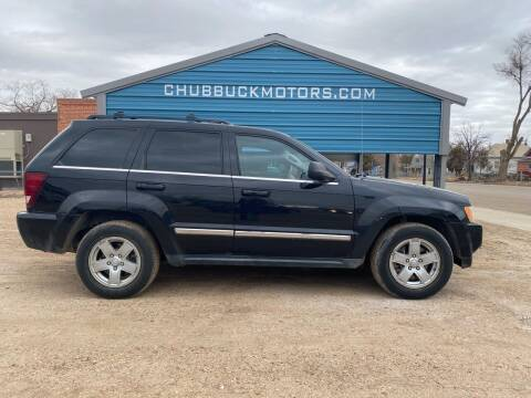 2006 Jeep Grand Cherokee for sale at Chubbuck Motor Co in Ordway CO