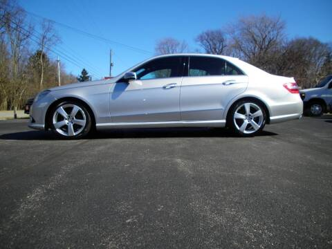 2010 Mercedes-Benz E-Class for sale at Auto Brite Auto Sales in Perry OH