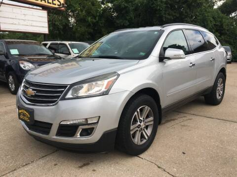2016 Chevrolet Traverse for sale at Town and Country Auto Sales in Jefferson City MO