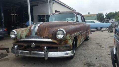 1953 Pontiac Chieftain for sale at Haggle Me Classics in Hobart IN
