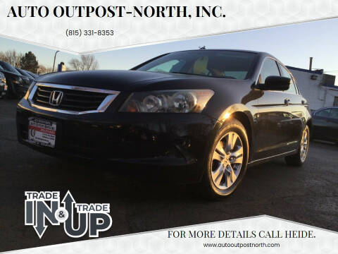2009 Honda Accord for sale at Auto Outpost-North, Inc. in McHenry IL