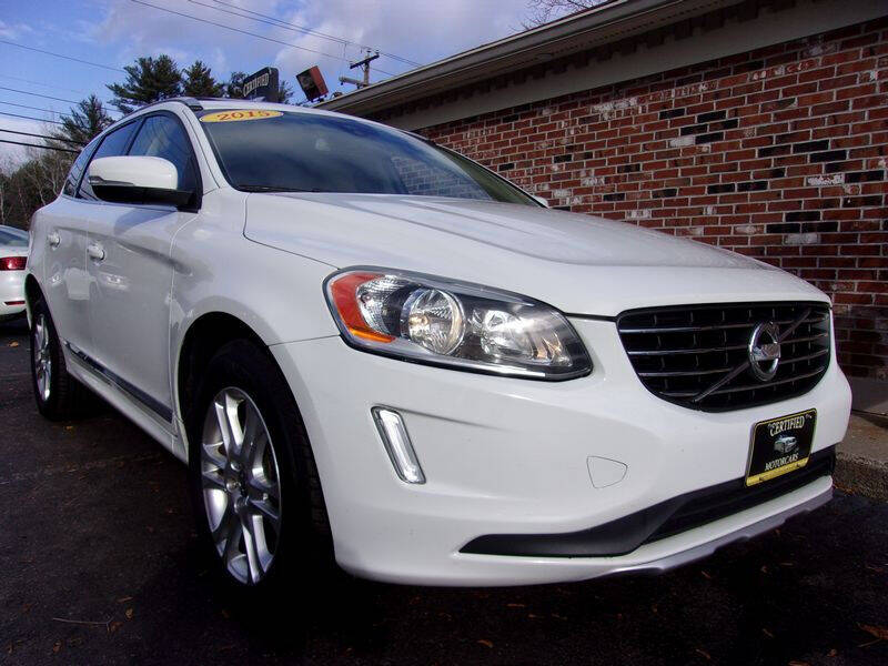 2015 Volvo XC60 for sale at Certified Motorcars LLC in Franklin NH