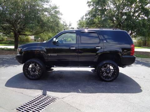 2007 Chevrolet Tahoe for sale at BALKCUM AUTO INC in Wilmington NC