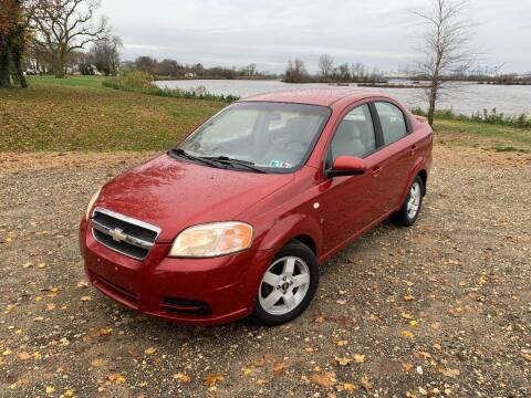 2007 Chevrolet Aveo for sale at Ace's Auto Sales in Westville NJ