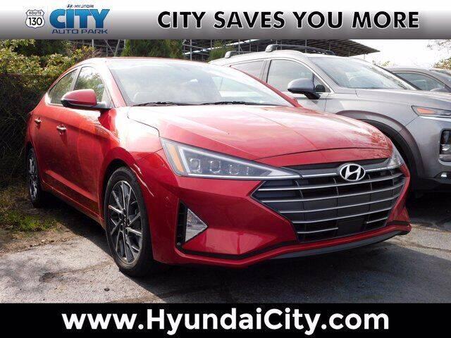 2020 Hyundai Elantra for sale at City Auto Park in Burlington NJ