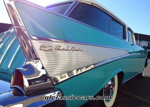1957 Chevrolet Nomad for sale at Great Lakes Classic Cars in Hilton NY