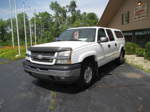 2005 Chevrolet Silverado 1500 for sale at Economy Motors in Racine WI