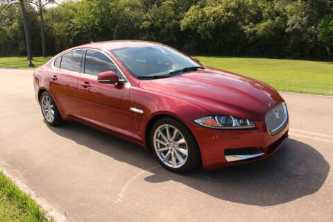 2013 Jaguar XF for sale at Clear Lake Auto World in League City TX