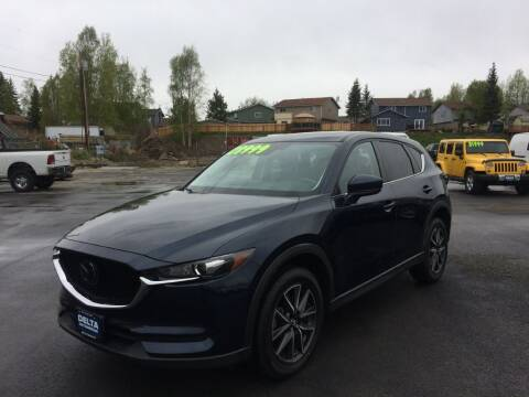 2018 Mazda CX-5 for sale at Delta Car Connection LLC in Anchorage AK