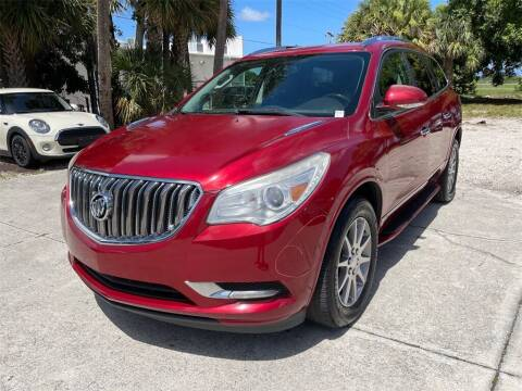 2014 Buick Enclave for sale at Florida Fine Cars - West Palm Beach in West Palm Beach FL