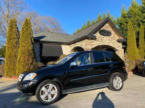2010 Mercedes-Benz M-Class for sale at Hoyle Auto Sales in Taylorsville NC