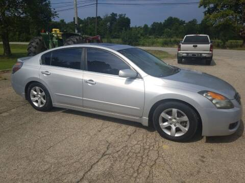 2007 Nissan Altima for sale at David Shiveley in Mount Orab OH