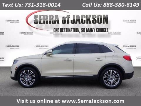 2016 Lincoln MKX for sale at Serra Of Jackson in Jackson TN