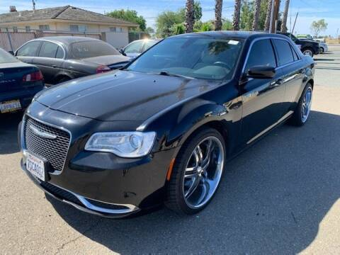 2015 Chrysler 300 for sale at Contra Costa Auto Sales in Oakley CA