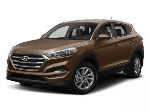 2017 Hyundai Tucson for sale at HILAND TOYOTA in Moline IL