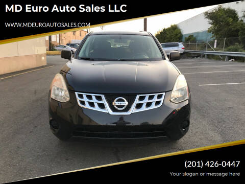 2013 Nissan Rogue for sale at MD Euro Auto Sales LLC in Hasbrouck Heights NJ