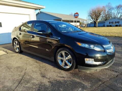 2013 Chevrolet Volt for sale at CALDERONE CAR & TRUCK in Whiteland IN