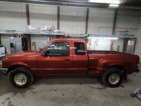1999 Ford Ranger for sale at Alpha Auto in Toronto SD