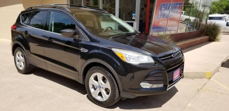 2013 Ford Escape for sale at Swift Auto Center of North Platte in North Platte NE