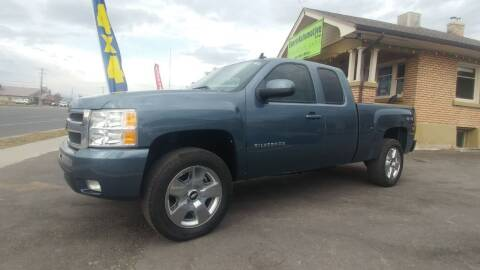 2011 Chevrolet Silverado 1500 for sale at Everett Automotive Group in Pleasant Grove UT