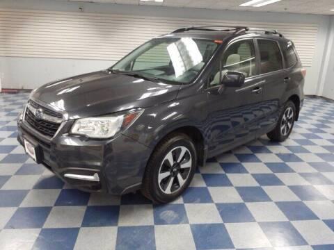 2018 Subaru Forester for sale at Mirak Hyundai in Arlington MA