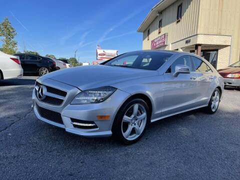 2013 Mercedes-Benz CLS for sale at Premium Auto Collection in Chesapeake VA