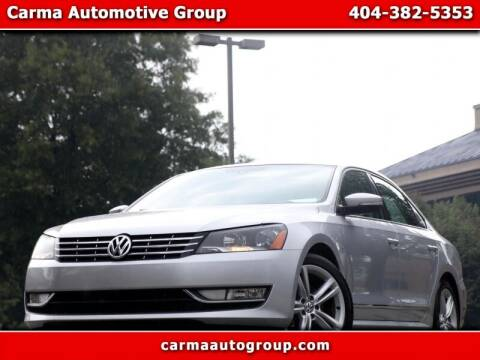 2014 Volkswagen Passat for sale at Carma Auto Group in Duluth GA