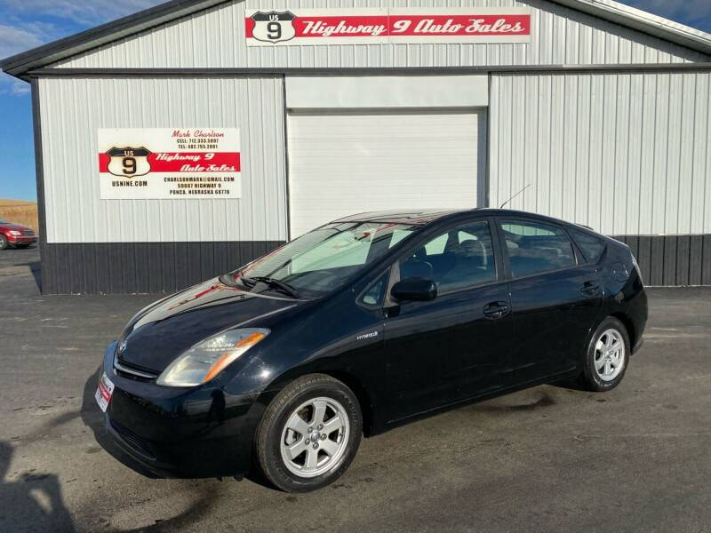 2007 Toyota Prius for sale at Highway 9 Auto Sales - Visit us at usnine.com in Ponca NE