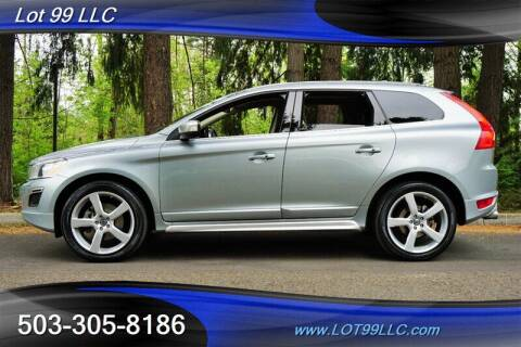 2012 Volvo XC60 for sale at LOT 99 LLC in Milwaukie OR
