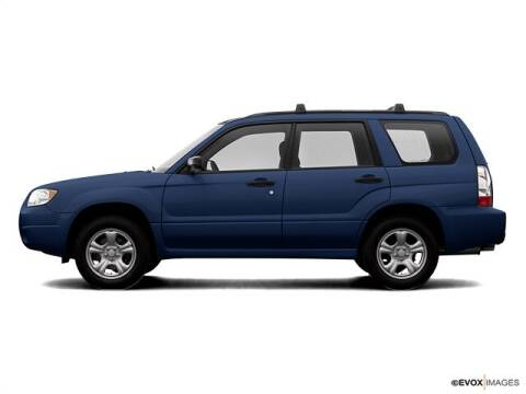 2006 Subaru Forester for sale at CHAPARRAL USED CARS in Piney Flats TN