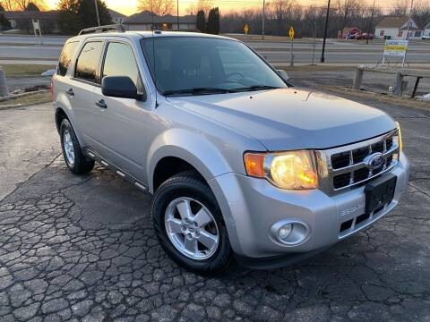 2010 Ford Escape for sale at Wyss Auto in Oak Creek WI