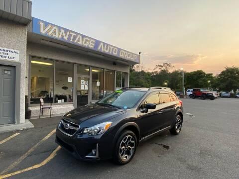 2017 Subaru Crosstrek for sale at Vantage Auto Group in Brick NJ