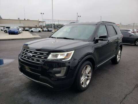 2017 Ford Explorer for sale at White's Honda Toyota of Lima in Lima OH