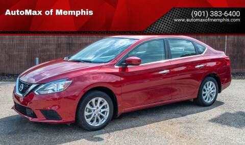 2018 Nissan Sentra for sale at AutoMax of Memphis - Ralph Hawkins in Memphis TN