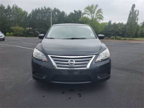 2015 Nissan Sentra for sale at Southern Auto Solutions - Lou Sobh Honda in Marietta GA