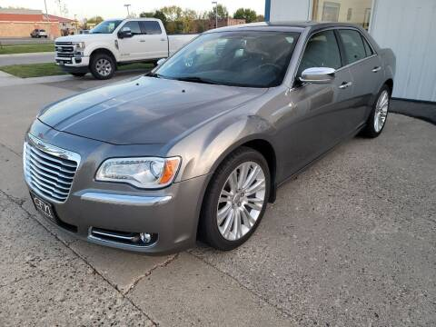 2012 Chrysler 300 for sale at CFN Auto Sales in West Fargo ND