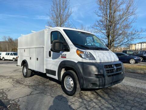 2018 RAM ProMaster Cutaway Chassis for sale at HERSHEY'S AUTO INC. in Monroe NY