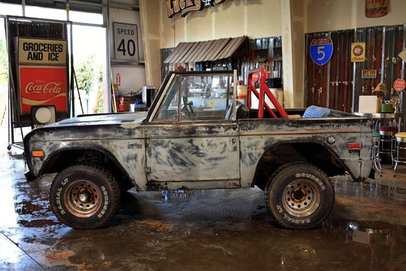 1966 Ford Bronco for sale at Cool Classic Rides in Redmond OR