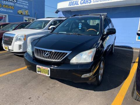 2009 Lexus RX 350 for sale at Ideal Cars in Hamilton OH