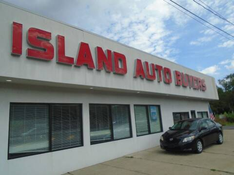 2010 Toyota Corolla for sale at Island Auto Buyers in West Babylon NY